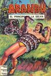 Cover for Arandú, El Príncipe de la Selva (Editora Cinco, 1977 series) #27