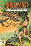 Cover for Arandú, El Príncipe de la Selva (Editora Cinco, 1977 series) #28