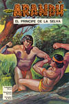 Cover for Arandú, El Príncipe de la Selva (Editora Cinco, 1977 series) #29