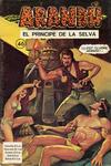 Cover for Arandú, El Príncipe de la Selva (Editora Cinco, 1977 series) #46