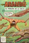 Cover for Arandú, El Príncipe de la Selva (Editora Cinco, 1977 series) #47