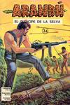 Cover for Arandú, El Príncipe de la Selva (Editora Cinco, 1977 series) #34