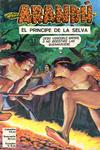 Cover for Arandú, El Príncipe de la Selva (Editora Cinco, 1977 series) #35