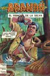 Cover for Arandú, El Príncipe de la Selva (Editora Cinco, 1977 series) #36