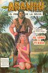 Cover for Arandú, El Príncipe de la Selva (Editora Cinco, 1977 series) #37