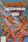 Cover for Arandú, El Príncipe de la Selva (Editora Cinco, 1977 series) #45