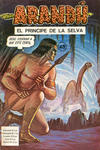 Cover for Arandú, El Príncipe de la Selva (Editora Cinco, 1977 series) #48
