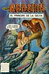 Cover for Arandú, El Príncipe de la Selva (Editora Cinco, 1977 series) #52