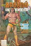 Cover for Arandú, El Príncipe de la Selva (Editora Cinco, 1977 series) #41
