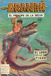Cover for Arandú, El Príncipe de la Selva (Editora Cinco, 1977 series) #39
