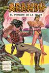 Cover for Arandú, El Príncipe de la Selva (Editora Cinco, 1977 series) #42