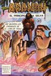 Cover for Arandú, El Príncipe de la Selva (Editora Cinco, 1977 series) #43