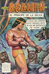 Cover for Arandú, El Príncipe de la Selva (Editora Cinco, 1977 series) #44