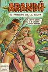 Cover for Arandú, El Príncipe de la Selva (Editora Cinco, 1977 series) #49