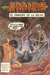 Cover for Arandú, El Príncipe de la Selva (Editora Cinco, 1977 series) #63