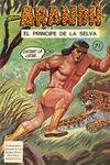 Cover for Arandú, El Príncipe de la Selva (Editora Cinco, 1977 series) #71
