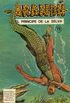 Cover for Arandú, El Príncipe de la Selva (Editora Cinco, 1977 series) #73
