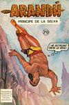Cover for Arandú, El Príncipe de la Selva (Editora Cinco, 1977 series) #70