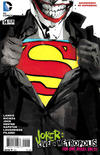 Cover for Adventures of Superman (DC, 2013 series) #14 [2nd Printing]