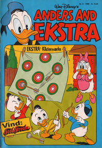 Cover Thumbnail for Anders And Ekstra (Egmont, 1977 series) #9/1985