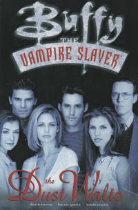 Cover Thumbnail for Buffy the Vampire Slayer (Titan, 1998 series) #[nn] - The Dust Waltz