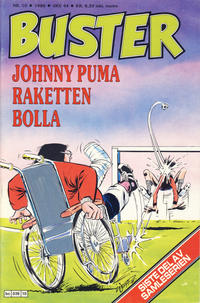 Cover Thumbnail for Buster (Semic, 1984 series) #10/1986