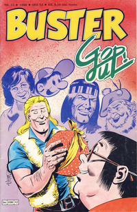 Cover Thumbnail for Buster (Semic, 1984 series) #12/1986