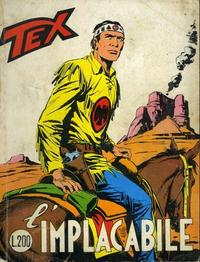 Cover Thumbnail for Tex (Sergio Bonelli Editore, 1958 series) #105