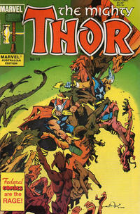 Cover Thumbnail for The Mighty Thor (Federal, 1984 series) #10