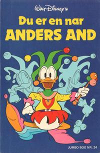 Cover Thumbnail for Jumbobog (Egmont, 1968 series) #24