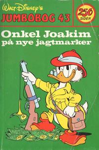 Cover Thumbnail for Jumbobog (Egmont, 1968 series) #43