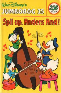 Cover Thumbnail for Jumbobog (Egmont, 1968 series) #35