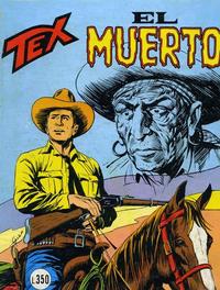 Cover Thumbnail for Tex (Sergio Bonelli Editore, 1958 series) #190