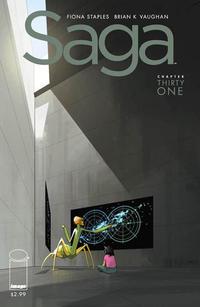 Cover Thumbnail for Saga (Image, 2012 series) #31