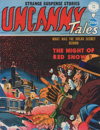 Cover Thumbnail for Uncanny Tales (Alan Class, 1963 series) #145
