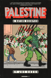Cover Thumbnail for Palestine (Fantagraphics, 1994 series) #[1] - A Nation Occupied