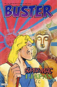 Cover Thumbnail for Buster (Semic, 1984 series) #7/1987