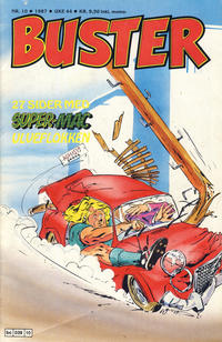 Cover Thumbnail for Buster (Semic, 1984 series) #10/1987