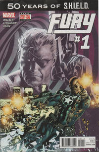 Cover Thumbnail for Fury: S.H.I.E.L.D. 50th Anniversary (Marvel, 2015 series) #1