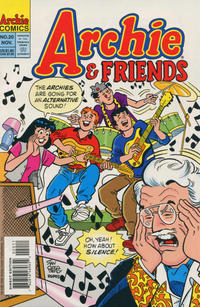 Cover Thumbnail for Archie & Friends (Archie, 1992 series) #20 [Direct Edition]