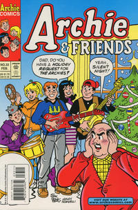 Cover Thumbnail for Archie & Friends (Archie, 1992 series) #33 [Direct Edition]