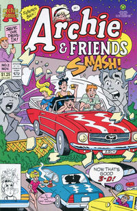 Cover Thumbnail for Archie & Friends (Archie, 1992 series) #2 [Direct]