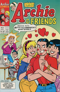 Cover Thumbnail for Archie & Friends (Archie, 1992 series) #5 [Direct]
