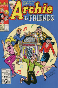 Cover Thumbnail for Archie & Friends (Archie, 1992 series) #8 [Direct]
