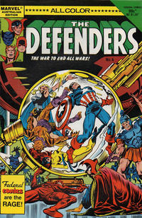 Cover Thumbnail for The Defenders (Federal, 1984 ? series) #6