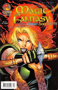 Cover Thumbnail for Magic Fantasy (Egmont, 2002 series) #4