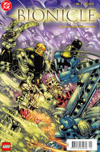 Cover Thumbnail for Bionicle (Egmont, 2003 series) #3