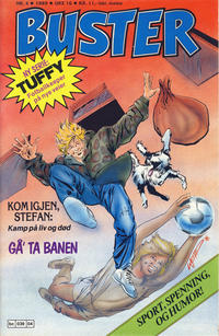 Cover Thumbnail for Buster (Semic, 1984 series) #4/1989