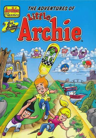 Cover for Archie Classics - The Adventures of Little Archie (Archie, 2004 series) #1