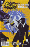 Cover for Batman '66 Meets the Man from U.N.C.L.E. (DC, 2016 series) #1